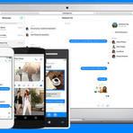 Facebook lança versão web do Messenger com menos distrações