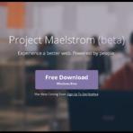 Internet - Ele promete ser mais rápido: Testamos o novo navegador do BitTorrent – Maelstrom