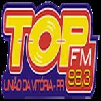 Ouvir a Rádio Top FM 98,3 - União da Vitória / PR