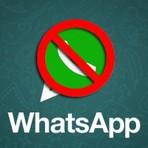 Softwares - Querem proibir o uso do Whatsapp no Brasil!!!...