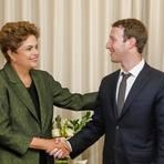 No Panamá, Dilma fecha acordo com Facebook e anuncia projeto que levará internet gratuita ao Brasil  Confira o artigo o