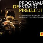Empregos - Inscrições abertas para Programa de Estágio da Pirelli