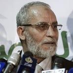 Egito condena à morte líder da Irmandade Muçulmana!