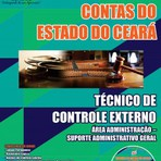Livros - Apostila Técnico de Controle Externo Concurso TCE-CE 2015