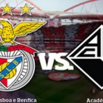 Video Golos Benfica 5 vs 1 Académica - Campeonato Portugues