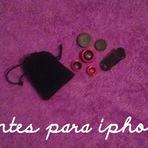 Fotos - Resenha: lentes para Iphone