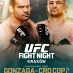 Assistir UFC Fight Night 64 com brasileiro hoje.