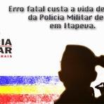 Policiais Militares à paisana trocam tiros entre si e Soldado morre com disparo em Itapeva - MG