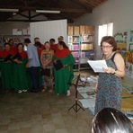Fotos do VIII Encontro do Programa RN Alfabetizado em Santa Cruz