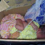Recém-nascido é encontrado no lixo em Fortaleza