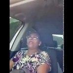 Vídeos - Senhora entra em desespero com alta velocidade