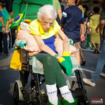 Fotos - Uma foto da Manifestação que irá lhe emocionar