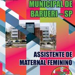 Apostilas Concurso de BARUERI 2015 - (Impressa e Digital)