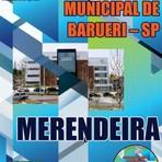 Apostila MERENDEIRA - Concurso Prefeitura Municipal de Barueri / SP 2015