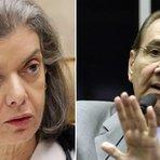 """Ministra Carmem Lucia acata denúncia por corrupção do """"manifestante"""" Agripino Maia"""