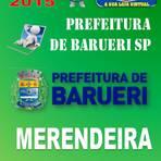 Apostila Concurso Publico Prefeitura de Barueri SP Merendeira 2015 - Apostilas So Concursos