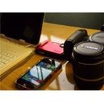 Blogueiro Repórter - Meu set #CâmeraBag e cantinho de trabalho