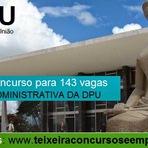 Apostila Concurso DPU 2015 para a Área administrativa (Nível Médio) Agente Administrativo