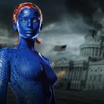 Entretenimento - Veja todas as 38 transformações da Mística nos filmes dos X-Men