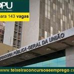 Concursos Públicos - Apostila DPU 2015 Agente Administrativo, NÍVEL MÉDIO - Defensoria Pública da União