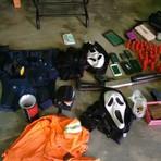 Violência - Presos em Natal são suspeitos de explosões de bancos no interior
