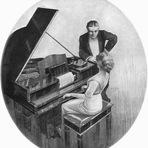A pianola
