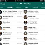 Em nova atualização, WhatsApp ganha visual inspirado no design Material