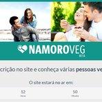 Entretenimento - 'Namoro Veg': site de relacionamento une vegetarianos, veganos e adeptos de outros estilos de vida alternativos