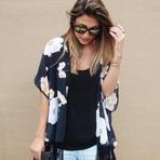 Look do Dia: Kimono Girl