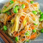 Shirataki: o macarrão aliado das dietas
