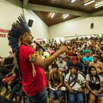 Plenária inicia Semana de Mobilização Nacional Indígena em Brasília