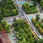 Recife aprova lei que obriga novas construções a terem telhado verde