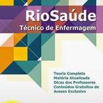 Apostila RioSaúde - Técnico de Enfermagem 2015 (Rio de Janeiro)