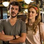 """Entretenimento - Pedro e Júlia: um casal que transborda sensibilidade em """"Sete Vidas"""""""