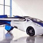 Automóveis - Carro voador chegará ao mercado em dois anos