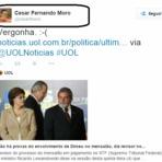 Esposa do Juiz Moro é assessora do PSDB