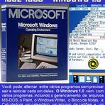 1982–1985: Apresentando o Windows 1.0