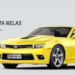 Automóveis - Já viu o Novo Camaro Conversivel 2015