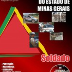 Apostila (ATUALIZADA) 2015 Concurso Polícia Militar / MG Cargo de SOLDADO