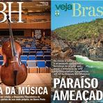 Editora Abril encerra revistas Veja BH e Veja Brasília