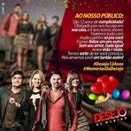 Música -  Banda Desejo de Menina comemora aniversário de 12 anos de carreira
