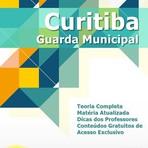 Apostila Guarda Municipal Curitiba 2015