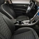 Ford cria versão luxuoso do Fusion que já é de luxo, entendeu?