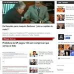 GOVERNO ESTADUAL DE SP  PAGA  BLOGUEIROS: É CRIME?