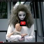Menina fantasma ataca no metrô do Ceara