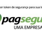 Como obter key (token) de segurança do Pagseguro