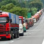 Depois de Alckmin entrar na justiça contra lei dos Caminhoneiros, vai ter greve contra governador?  Confira o artigo or