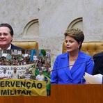 Opinião e Notícias - Diante da revolta com a corrupção, aumenta o número de adeptos da Intervenção Militar no Brasil