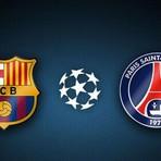 Barcelona x PSG ao vivo