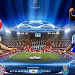 Bayern de Munique x Porto ao vivo